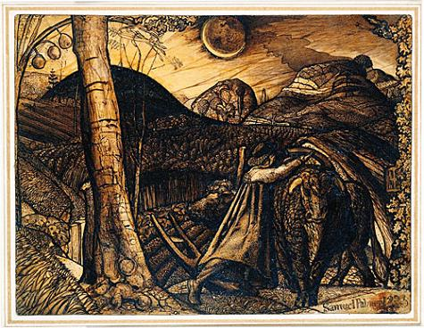 How can I link William Blake's life to Romanticism?