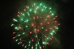 Scotts Valley fireworks
