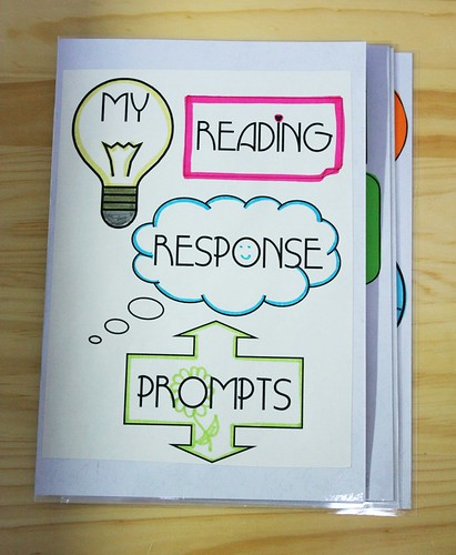reading response prompts minioffice cover