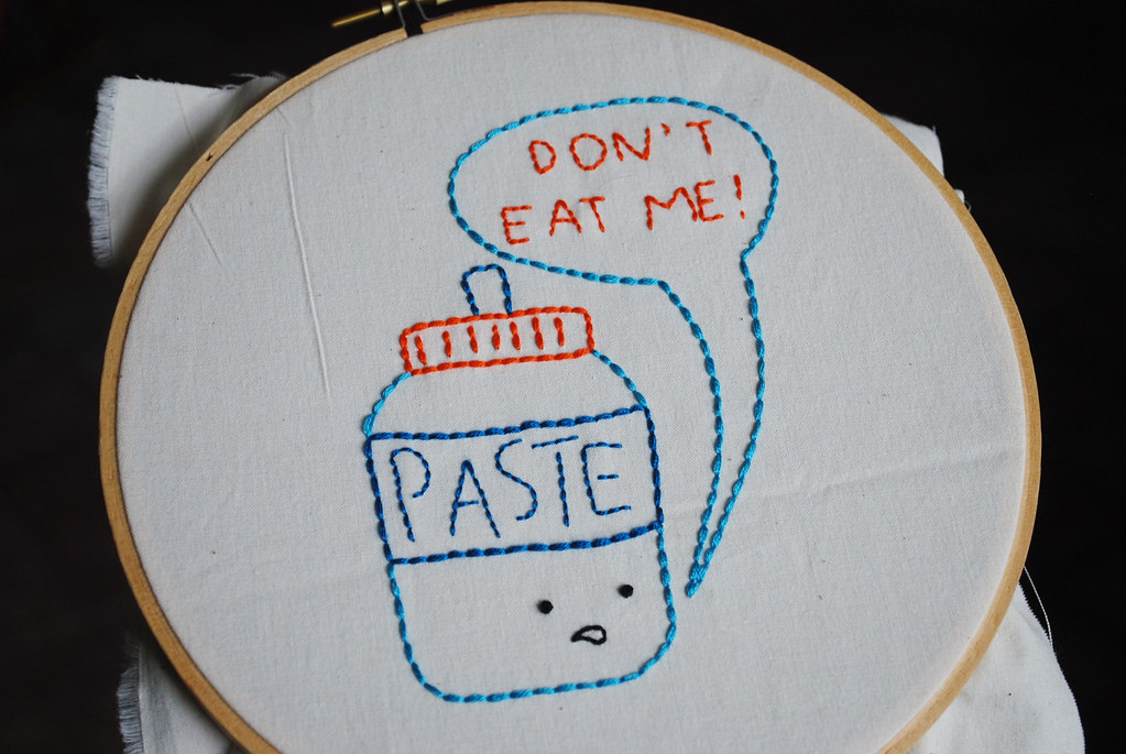 Tasty Paste