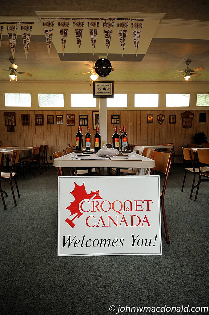 Croquet Canada Welcomes You!