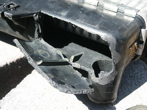 Radiator Blow Out Jeepforum Com