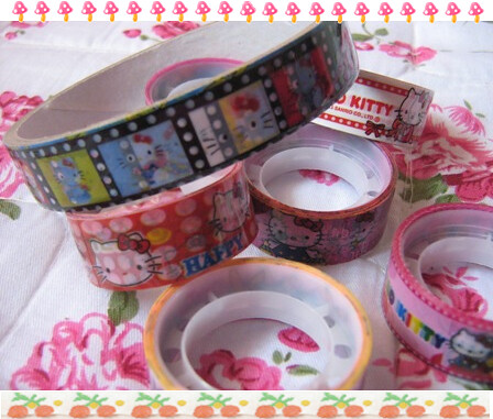cute decotape regular size