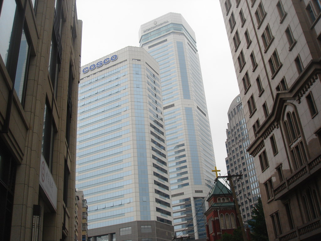 COSCO Dalian &InterContinental Hotel