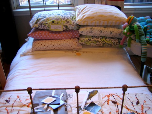 Sheets at Blanche & Mimi