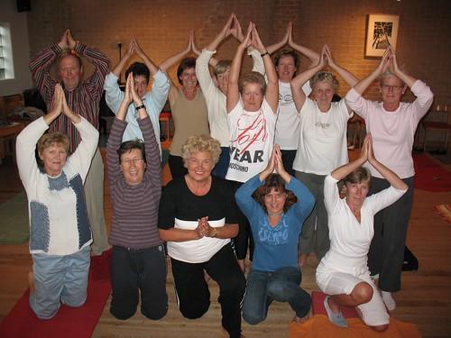 Foto Yoga Gevorderden 3