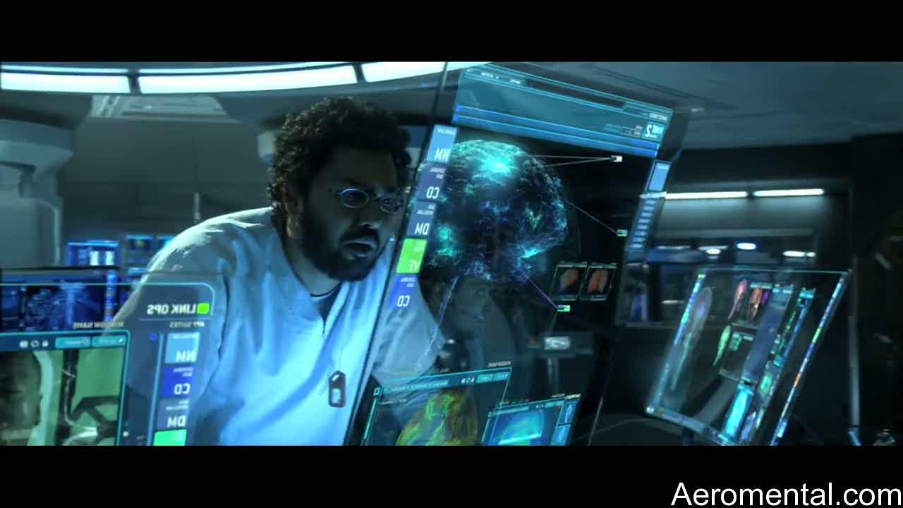 Avatar computadoras del futuro