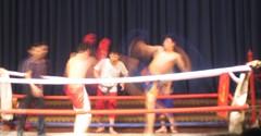 Thai Kickboxing