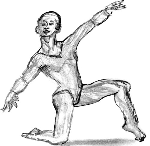 Gymnastics Drawings So Much To Do So Little Time