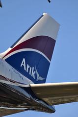18:09 A340-542 MSN 0912 CS-TFX W3 (A380spotter) Tags: london heathrow airbus 500 5k ara lhr a340 w3 hfy egll hifly 27l arikair cstfx w30101 loslhr captainbobhayesoon wingsofnigeria