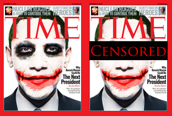So if TIME Magazine, DC Comics and Platon Didn't Send Flickr a DMCA Takedown Notice Over the Obama Joker Image, Who Did