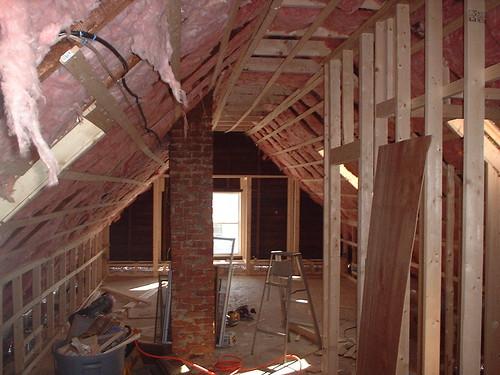 Attic Studio Renovation Raam Dev