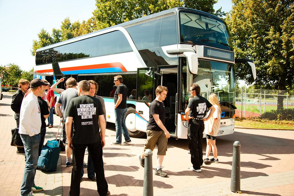 """The """"Double Dutch"""" Bus"""