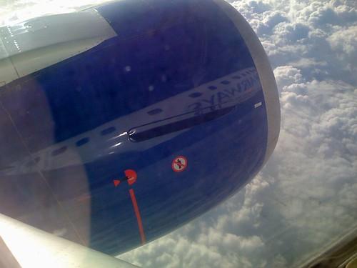 Flight to Malaga