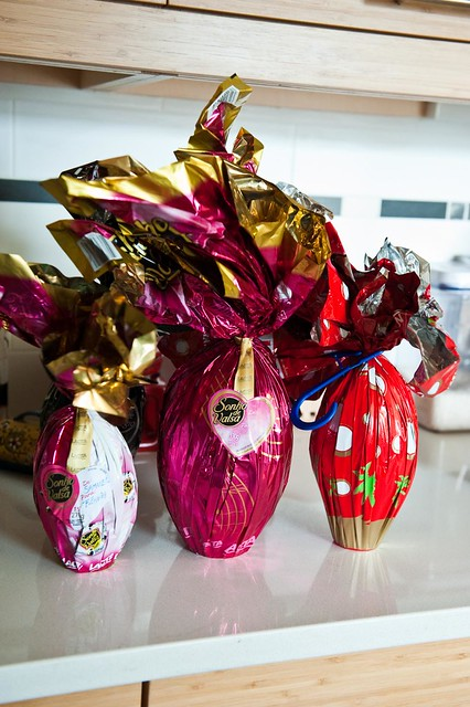 Brazilian Easter Eggs