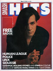 Smash Hits, October 1, 1981