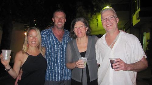 David, Robin and Max