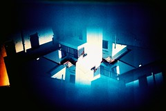 Light at the end of the tunnel (Garuna bor-bor) Tags: blue roof building azul 35mm geotagged lomo xpro lomography procesocruzado kodak doubleexposure edificio bleu crossprocessing zb toit 8m doubleexposition tejado e100vs btiment euskalherria basquecountry smena expiredfilm paysbasque saintjeandeluz pasvasco lomografia lomografie urdin  lapurdi 2011 sanjuandeluz teilatu lomographie eraikin donibanelohizune   labourd  dveloppementcrois dobleesposicin esposiziobikoitza geolokalizatua geokokatua prozesugurutzatua