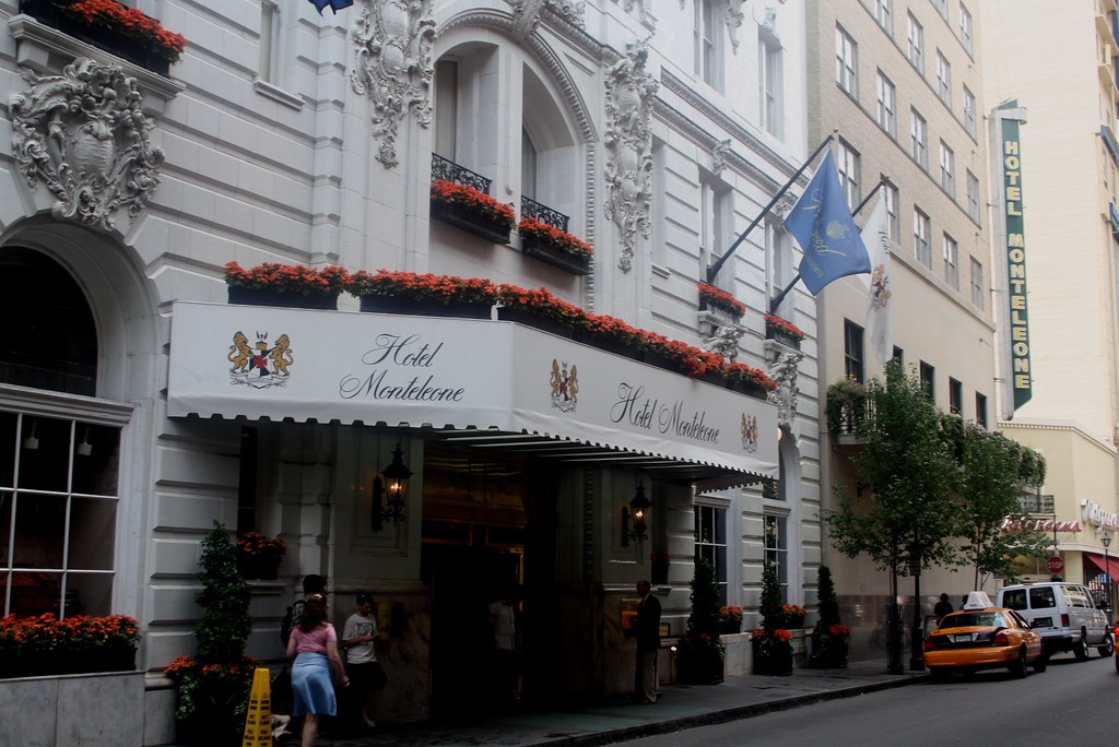 New Orleans Current Music Venues 01 - Hotel Monteleone