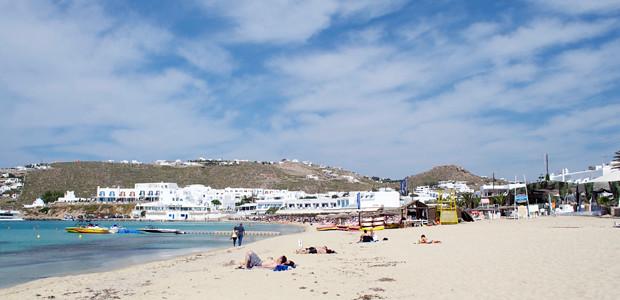 Praia Platis Gialos