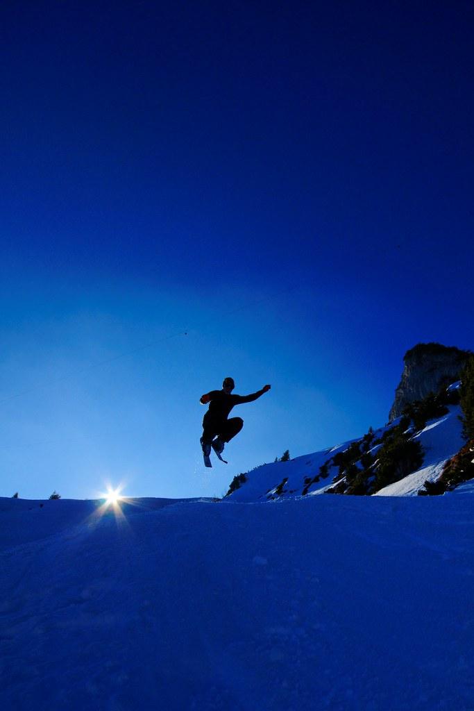 Skiing Brauneck