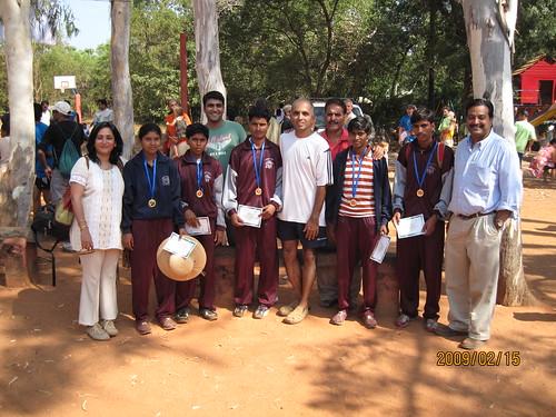 Auroville Marathon - Sagroli Kids