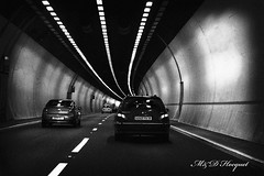 Tunnel (Insane Focus) Tags: city uk england art car photography photo kent insane focus photographer image artistic pics snapshot picture tunnel rover snap explore angleterre peugeot channel dover blackdiamond m20 douvres abigfave platinumheartaward artlegacy insanefocus photographicshot