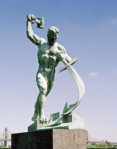"""Let Us Beat Our Swords into Ploughshares"" by United Nations Photo - CC by-nc-nd"