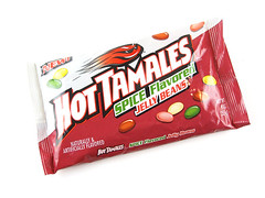 Hot Tamale Spice Beans Package