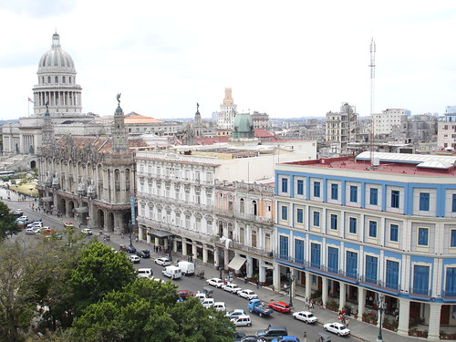 Havana from up high