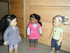 (berriesanddolls) Tags: sonali doll americangirl chrissa