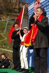 DSC_2986 (RufiOsmani) Tags: macedonia change albanian elections 2009 kombi osmani gostivar rufi shqip flamuri maqedoni gjuha rufiosmani zgjedhje ndryshime politike