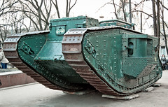 Tank (Sergey Galyonkin) Tags: world city travel one march war tank wwi ukraine kharkov 2009 kharkiv