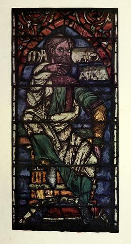 002- Matusalen- Coro del triforio de Canterbury siglo XII