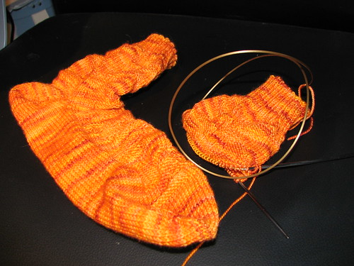Sock Madness Progress