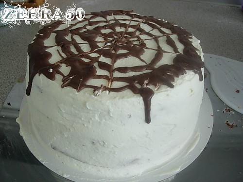 bol cikolatali yas pasta