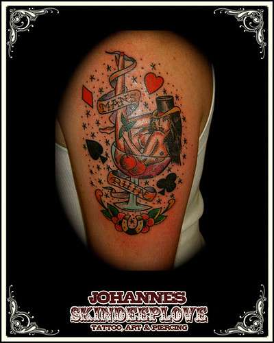 chest letters tattoo Tattoos Gallery