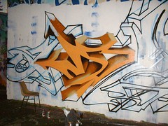 graffiti 3d (cimerio) Tags: street old school urban streetart art grenoble painting graffiti 3d paint tags spray peinture hip hop deco sprays isere meya tableauxstreet