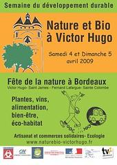 Nature & Bio Victor Hugo