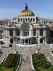 Opera house in Mexico city (mdanys) Tags: mexico df opera osama soe danys mdanys