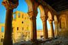 Ruins of the Sheikh Nasouris Castle in Taheri, Iran (Filan) Tags: iran filan pkchallenge filanthaddeusventic sheiknasouriscastle filannikon filand3 filantography nikonfilan filanthography nikonianfilan iamfilan