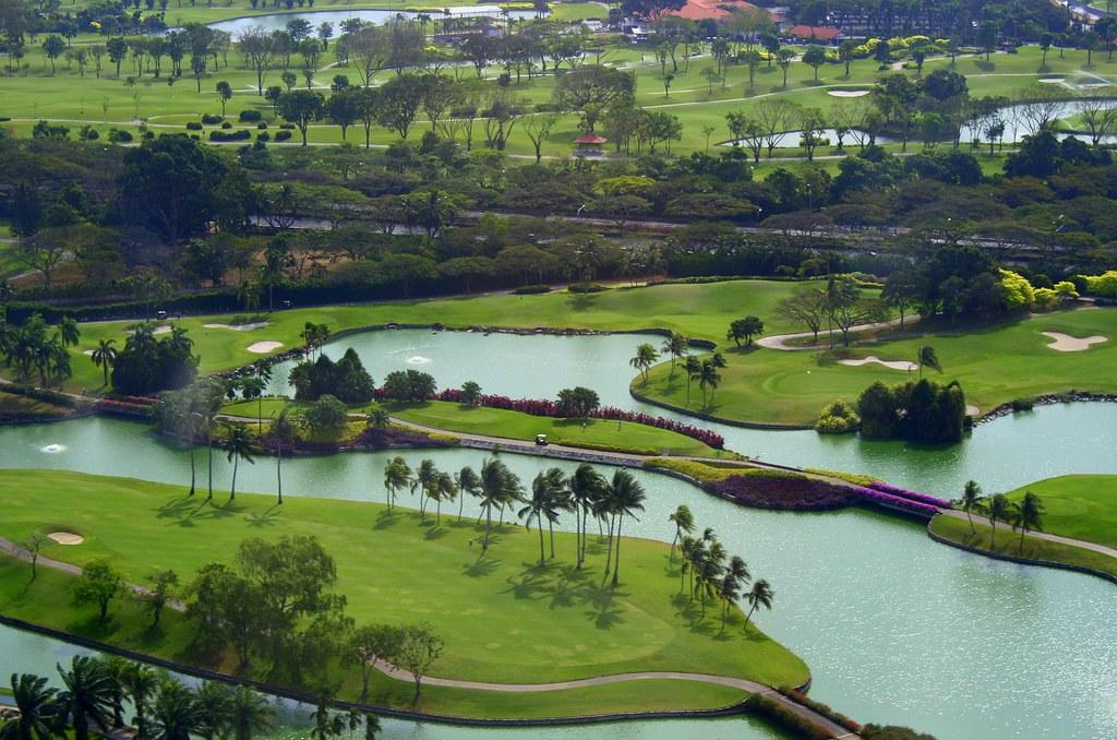 Golf-scape