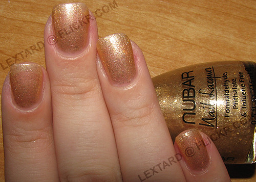 nail Gilded Gold Finger Nail nail art designs gallery