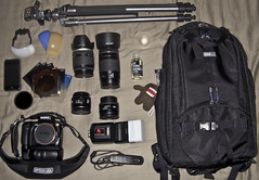 What's In My Bag? 1.  (as of April 2009)
