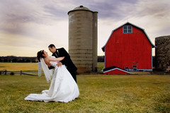 Skinny Dippin (Extra Medium) Tags: wisconsin barn groom bride couple farm silo weddingdress dip tux losangelesweddingphotographer santabarbaraweddingphotographer stephanieisaac venturacountyweddingphotographer camarilloweddingphotographer venturaweddingphotographer malibuweddingphotographer