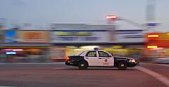 San Diego Police (So Cal Metro) Tags: ford cops sandiego police cop policecar panning hillcrest interceptor sdpd copcar crownvictoria sandiegopolice sdpdset
