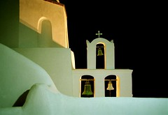 Greek Orthodox Church (jrtce1) Tags: art church night bells photography photo shadows santorini greece greekorthodoxchurch jrtce1