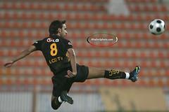 Kicker (khaleel haidar) Tags: sports soccer kuwait  league q8 haider        khaleel    q8ti      khaleelphotocom kuwaitsports alazraqcom kvwc  20092008 kuwaitti