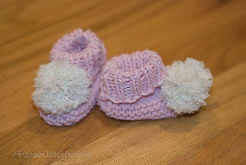 Booties for Laurita