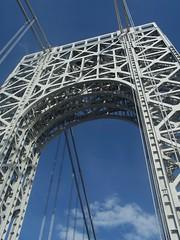 George Washington Bridge (agent j loves nyc) Tags: gwb georgewashingtonbridge newyorkbridges